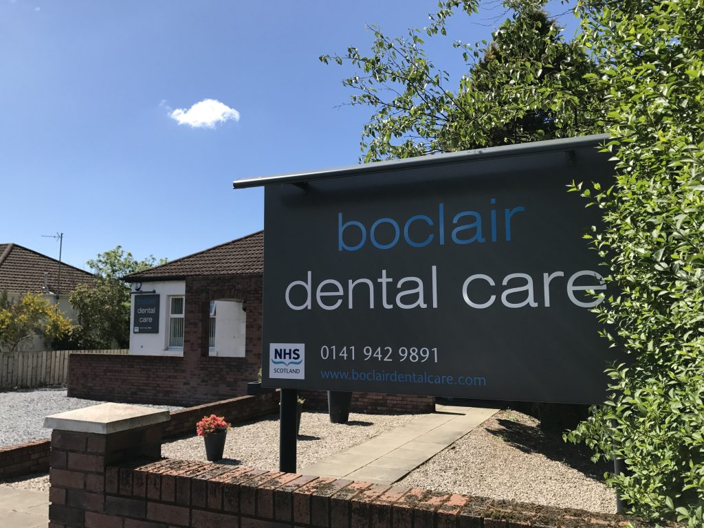 boclair dental care