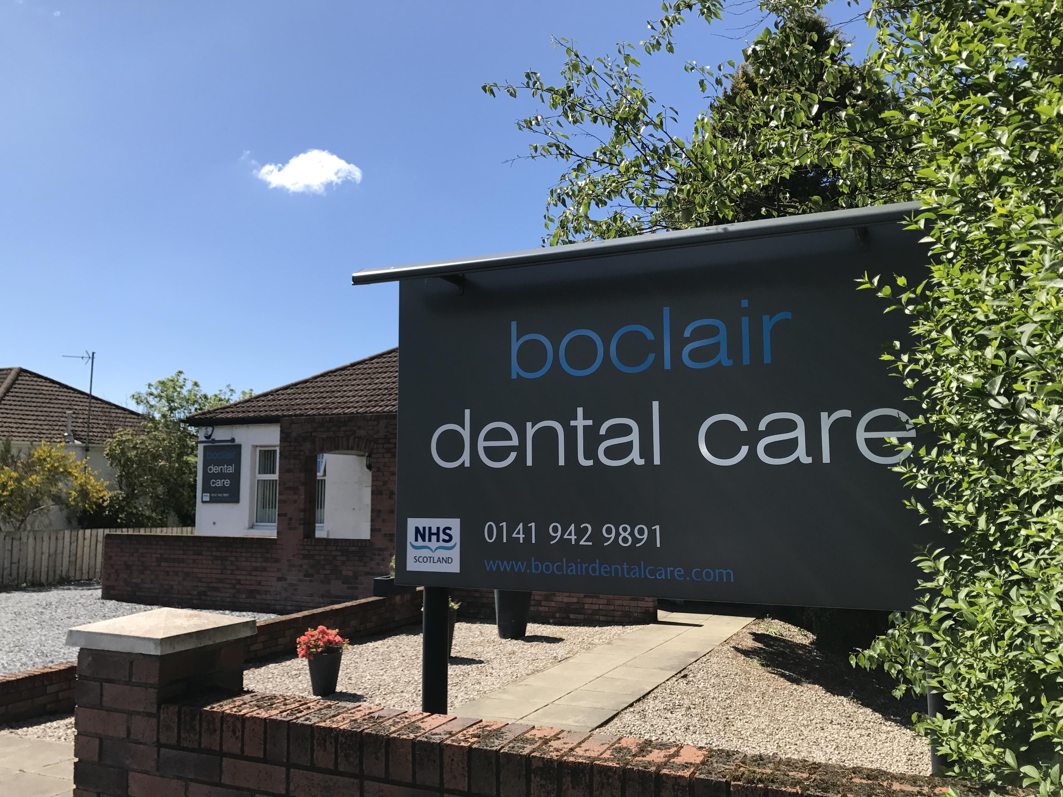 boclair dental care